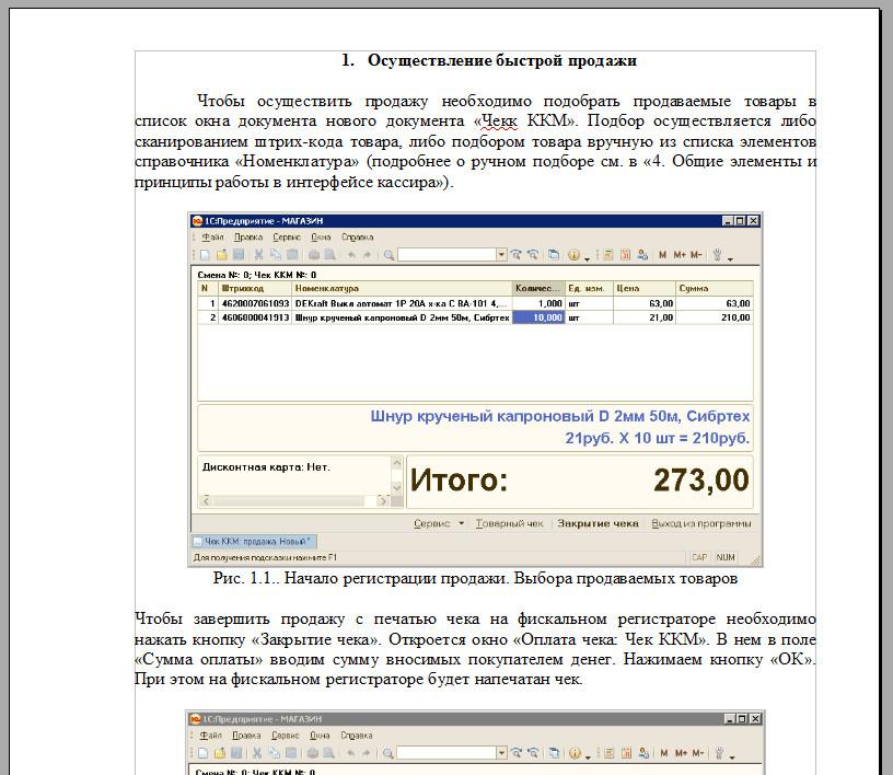 Управление Торговлей 10 3 Руководство Пользователя - фото 2